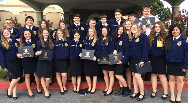 FFA Made for Excellence and Advanced Leadership Academy