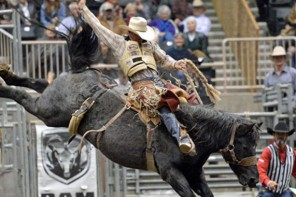 Ben Londo and Cal Poly Rodeo