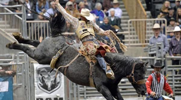 Ben Londo Cal Poly Rodeo