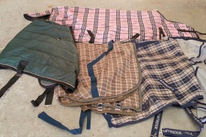 Blanketing Part 2 – Choosing the Right Clothes for Your Horse