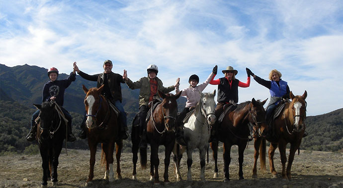 Guided Trail Rides in SLO County | SLO Horse News