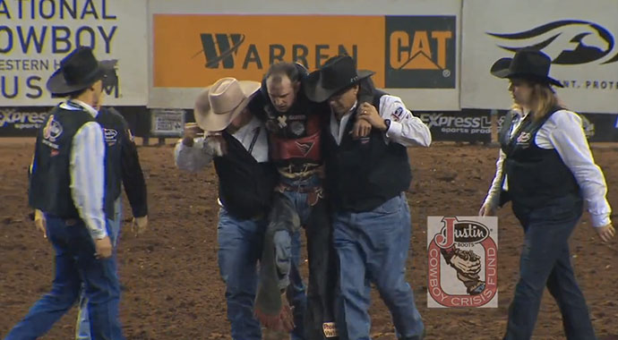 Justin Cowboy Crisis Fund Video Thumbnail