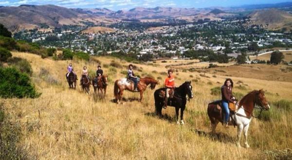 Madonna-Inn-Guided-Trail-RidespOn-Mountain