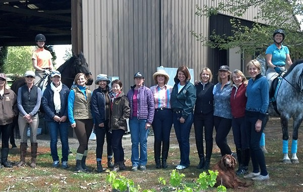 California Dressage Society Adult Amateur Clinic
