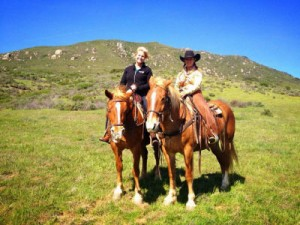 Madonna Inn Guided Trail Rides in SLO