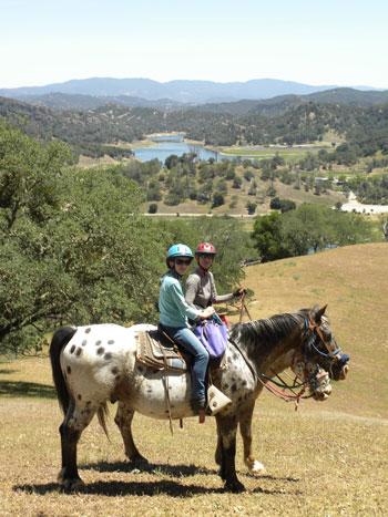 Riding the Trails in SLO County: Santa Margarita Lake Trails