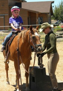 Ag Adventure Camp at Teixeira Thousand Hills Ranch - June 2014