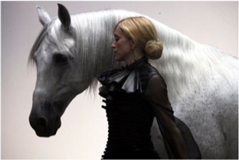 madonna-with-horse