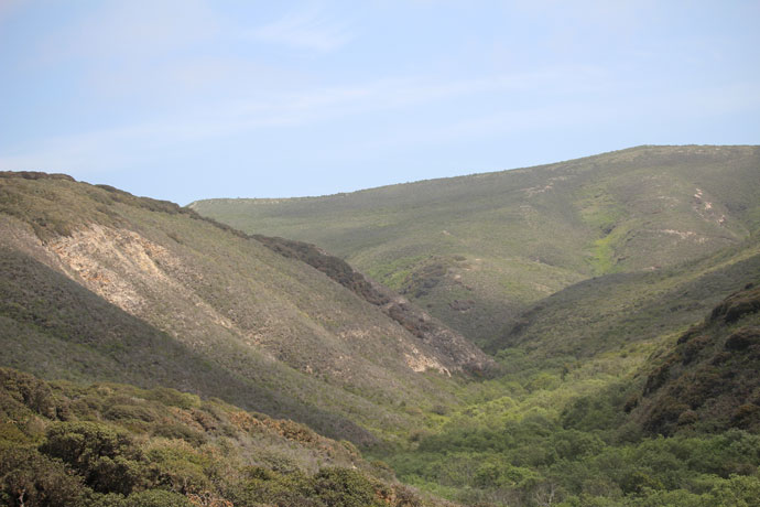Montana de Oro Mountain View