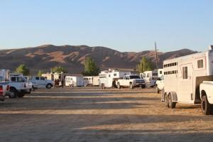Spurr Ranch Parking Lot