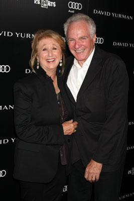 david-yurman-and-wife