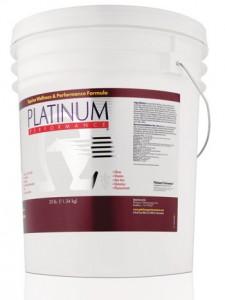 Platinum Performance Bucket