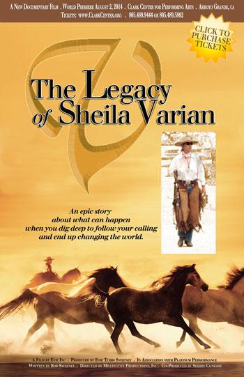 v the legacy of sheila varian