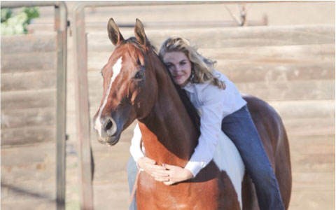 Aubree Scobie: Just The Beginning | SLO Horse News