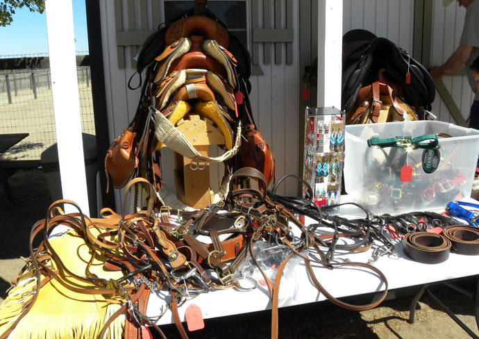 New tack for sale