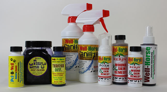 Well-Horse Product Line