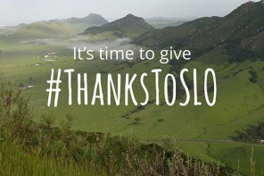 Giving Thanks To SLO