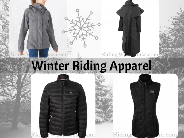 Central Coast Winter Riding - Apparel | SLO Horse News