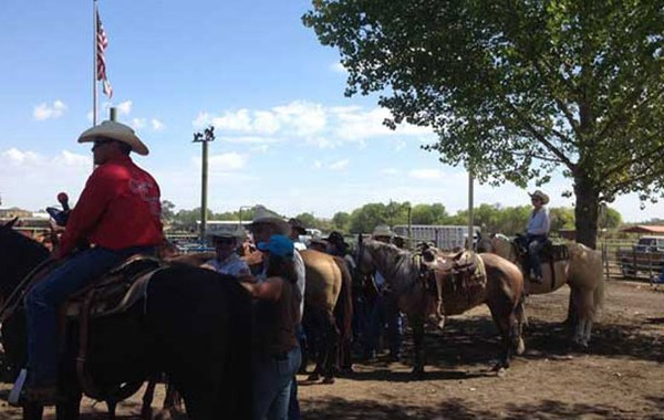 Creston Rodeo - Creston California
