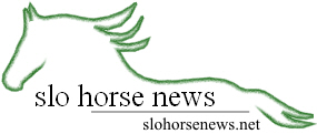 SLO Horse News