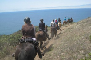 Horse Camping in and from SLO County – Beneath Clear Blue Skies