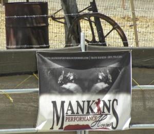 Mankins sign