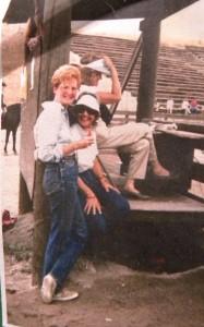 Charlene and Joan