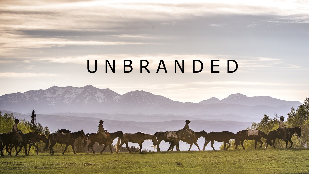 UNBRANDED : A Movie Review   SLO Horse News