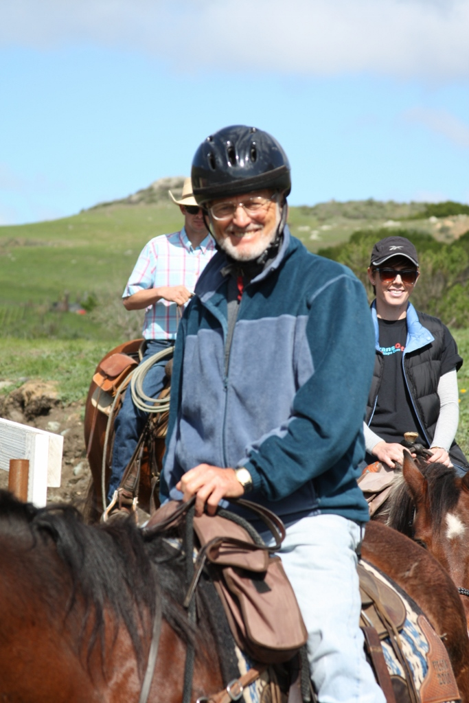 Riding Along With Partners in Equestrian Therapy (P E T