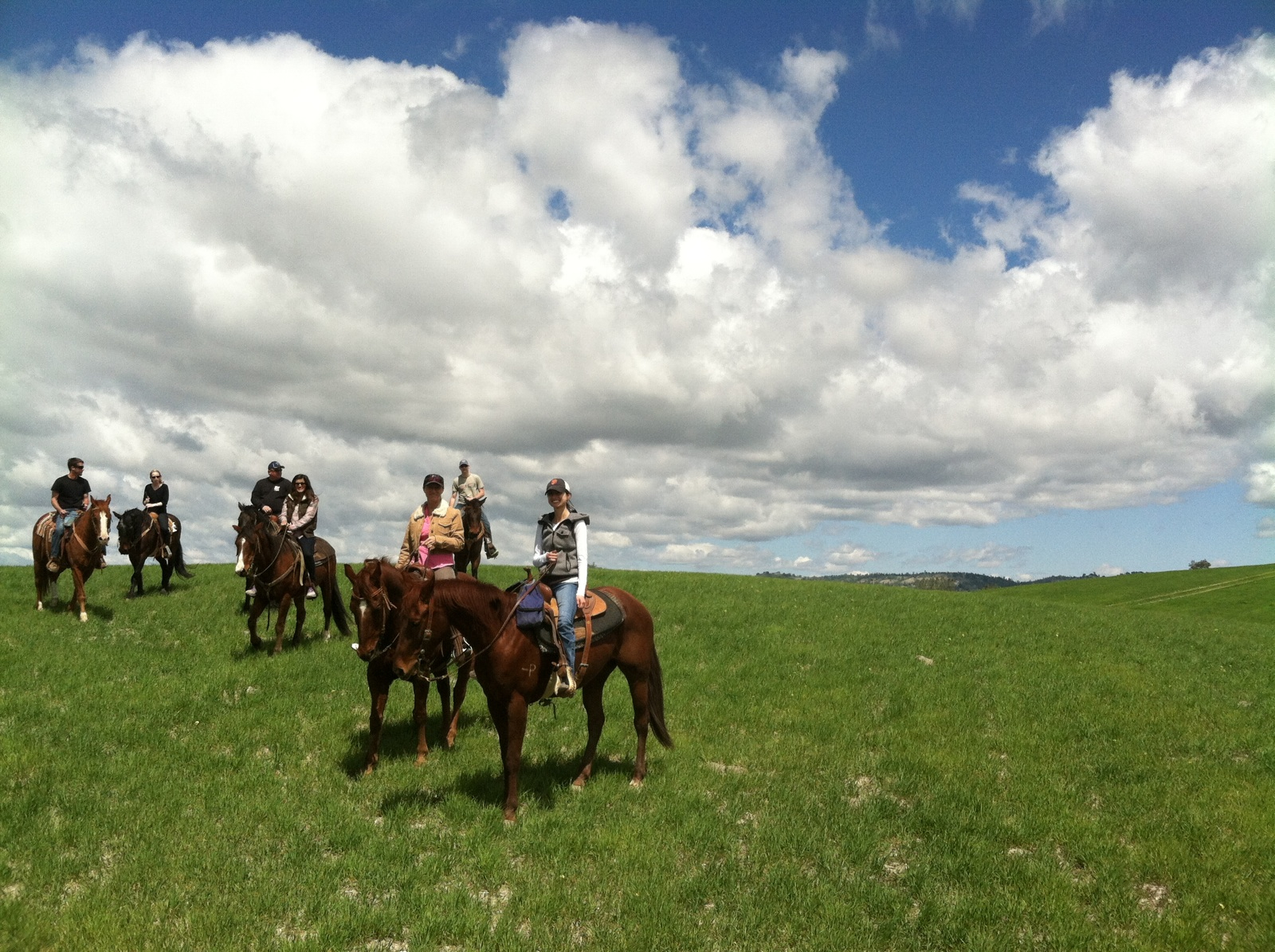 Explore Enjoy and Energize for a Cause Work Ranch