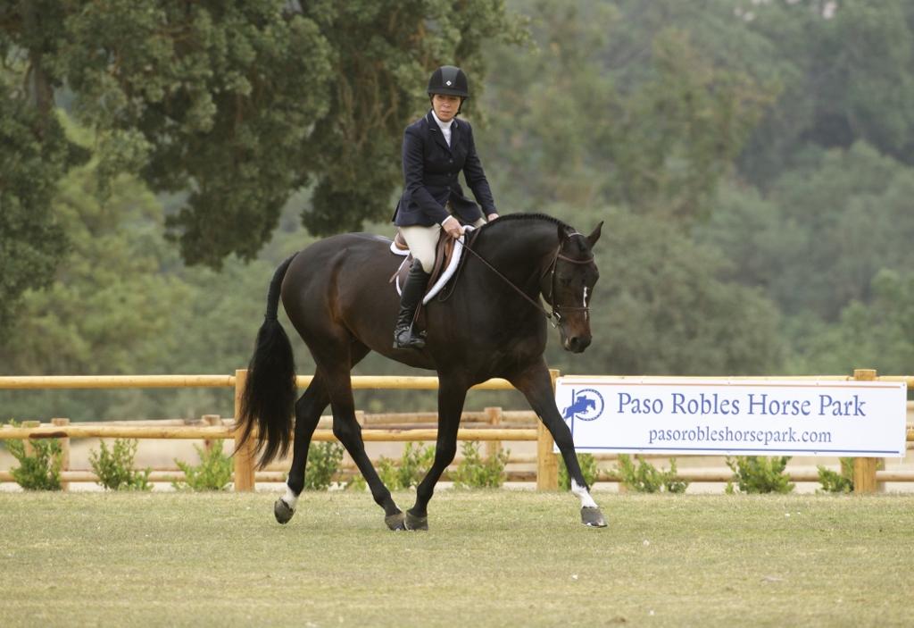 Ultime Espoir & Barbara Chapin PR Horse Park signaage (1024x703)