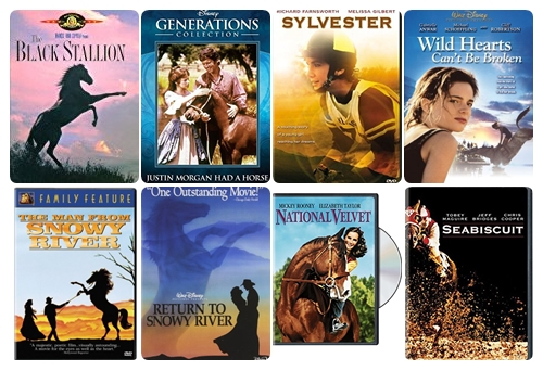 Nine Classic Horse Films to Cure Your Rainy Weather Blues | SLO Horse News