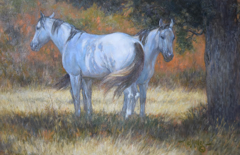 Enrich Your Life With Western Art | SLO Horse News
