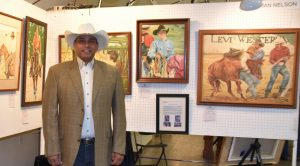 Local Talent and Personalities Gather to Enjoy Cattlemen's Western Art | SLO Horse News