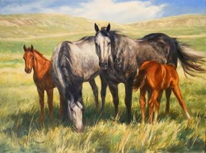 Enrich your Life with Western Art   SLO Horse News