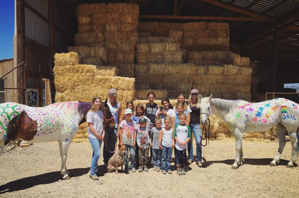 Hanging Heart Ranch Summer Horse Camps: Themed, Fun-Filled Horse Interaction | SLO Horse News