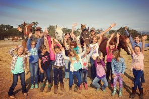 Hanging Heart Ranch Summer Horse Camps: Themed, Fun-Filled Horse Interaction