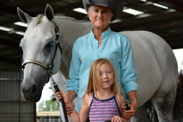 Cece Campbell – Living the Dream   SLO Horse News