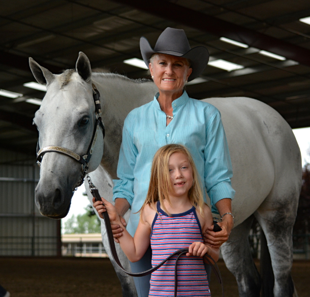 Cece Campbell – Living the Dream | SLO Horse News