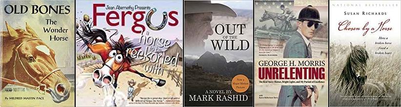 Summer Reading List for Horse Lovers   SLO Horse News