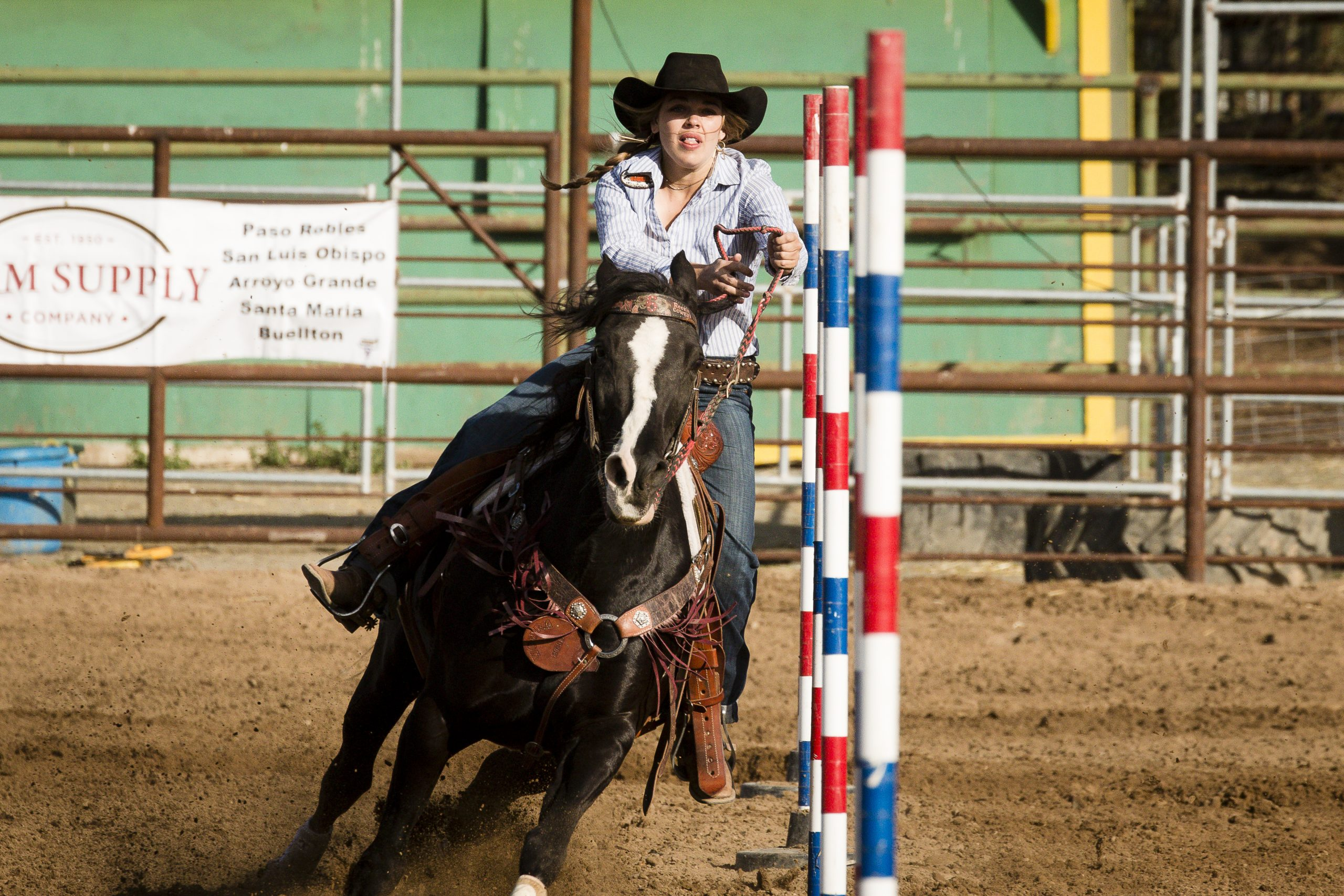 Rodeo is in the Blood of Two Local Teens Just Returning from Nationals | SLO Horse News