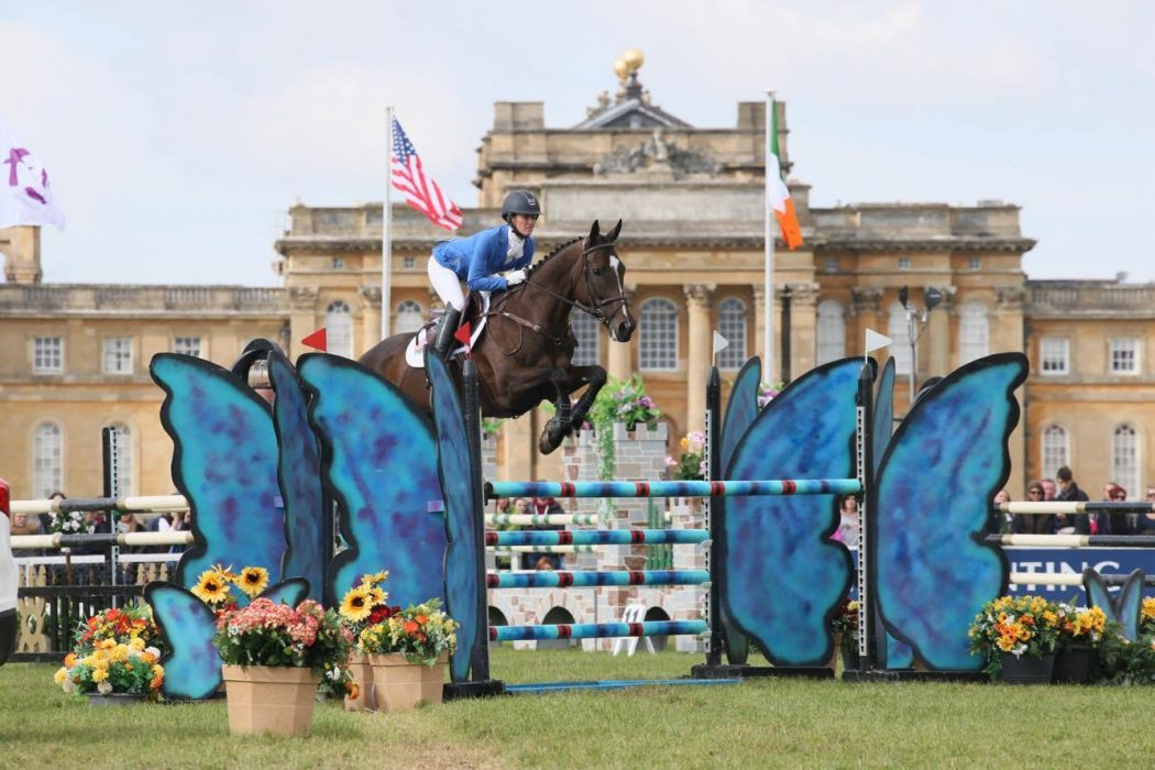 Andrea Baxter and Indy 500 : Eventing in England | SLO Horse News