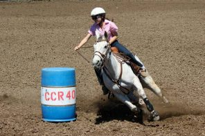Enjoy Fun and Games on Horseback at a Local Gymkhana Show!