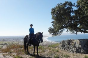Riding the SLO County Trails: The Pismo Preserve