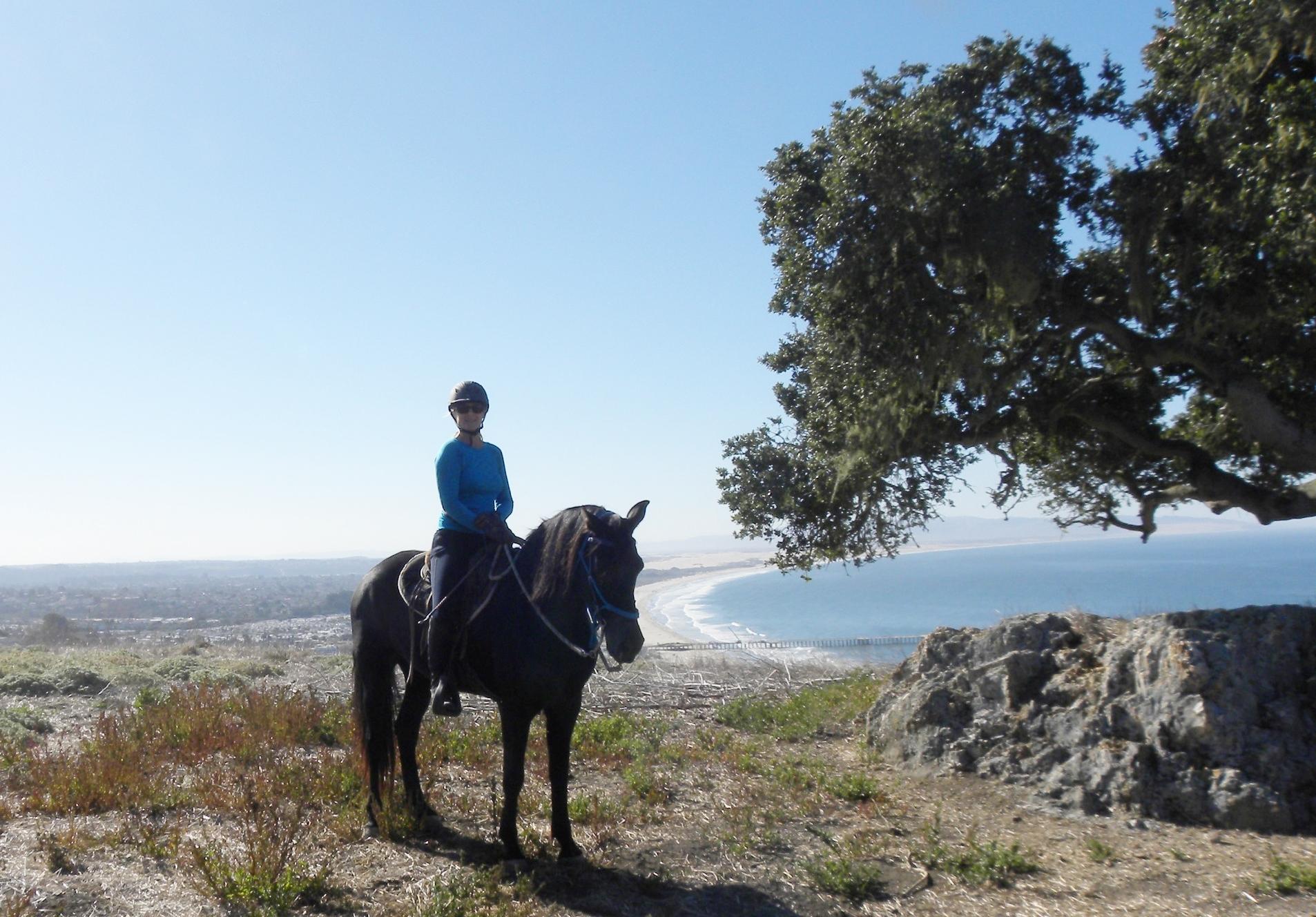 Riding the SLO County Trails: The Pismo Preserve | SLO Horse News