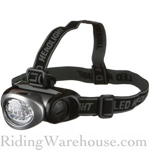 Night Lights: Horsing Around in the Dark | SLO Horse News