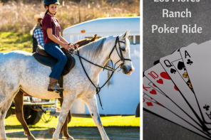 Take a Hand in a Poker Ride at Los Flores Ranch