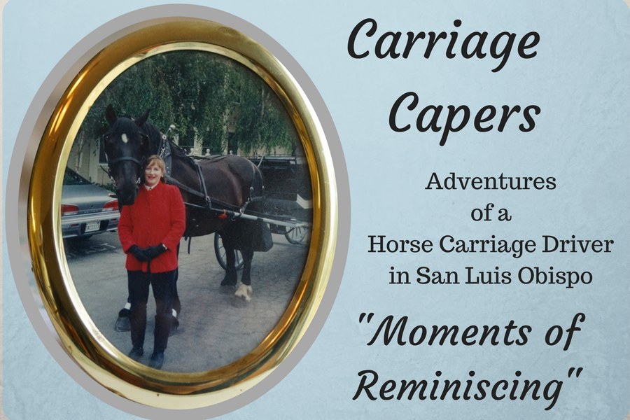 Remembering a Time When the Art of Horsemanship Was Not in Peril | SLO Horse News