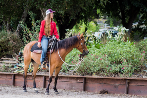 Andrea Cao: Local Teen Equestrian with Entrepreneur Hustle