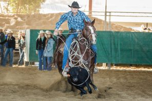 Jackpot Team Roping Builds Excitement for the Mid-State Classic High School Rodeo